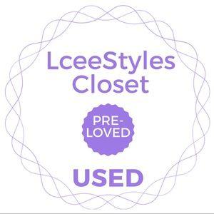 Pre-Loved Lcee Styles